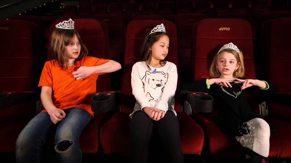 Kid Critics Adorably Review the New 'Cinderella' Movie | PEOPLENow