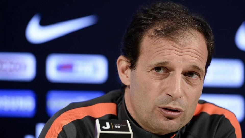 La conferenza di Allegri prima di Roma-Juventus – Allegri's pre-match Roma conference