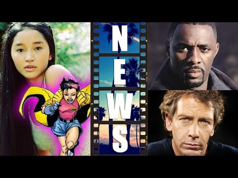 Lana Condor is Jubilee, Idris Elba in Star Trek 3, Ben Mendelsohn in Rogue One – Beyond The Trailer