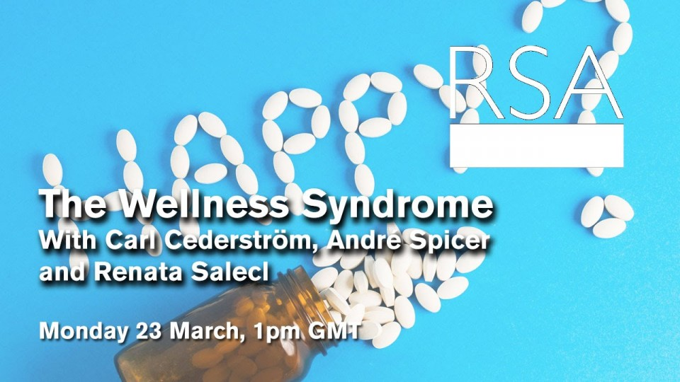 LIVE EVENT: The Wellness Syndrome