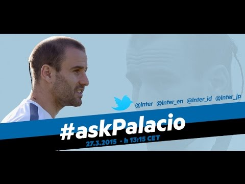 Live! InterNos ospita Rodrigo Palacio #askPalacio