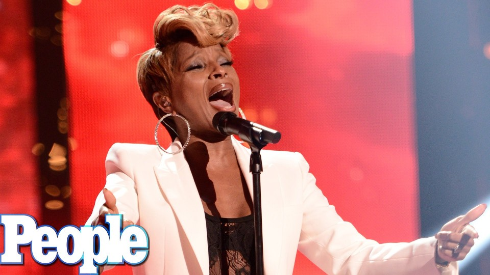 Mary J. Blige Really Knows Her Songs | Behind The Stream | PEOPLE