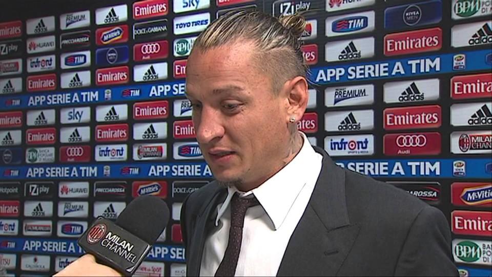 "Mexes: ""Rialziamo subito la testa"" | AC Milan Official"