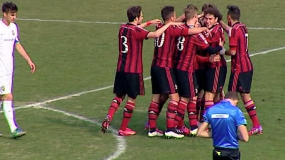 Milan-Verona 2-2 Highlights | AC Milan Youth Official