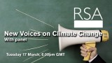 New Voices on Climate Change