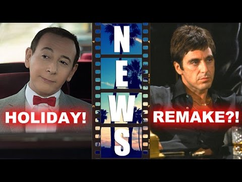Pee-Wee's Big Holiday First Look, Scarface remake ala Mexico?! – Beyond The Trailer