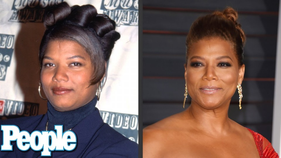 Queen Latifah's Evolution of Looks | Time Machine | PEOPLE