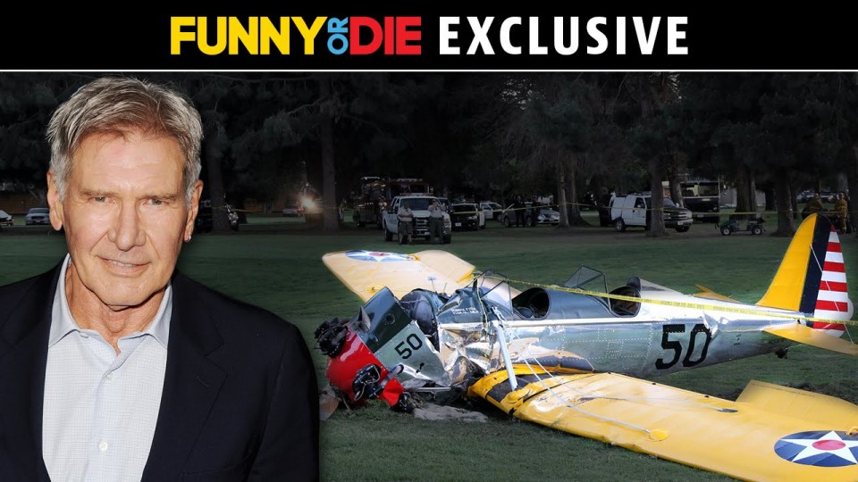 Recovered Blackbox Audio from Harrison Ford Plane Crash