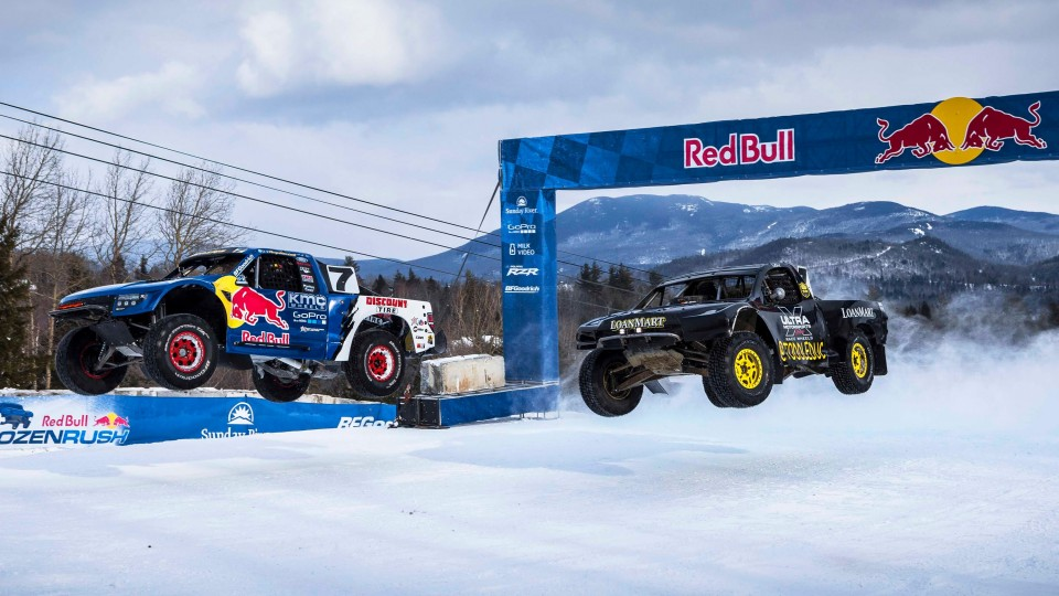 Red Bull Signature Series – Frozen Rush FULL TV EPISODE