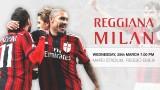 Reggiana-Milan LIVE dal Mapei Stadium | AC Milan Official