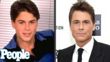 Rob Lowe's Evolution of Looks | Time Machine | PEOPLE