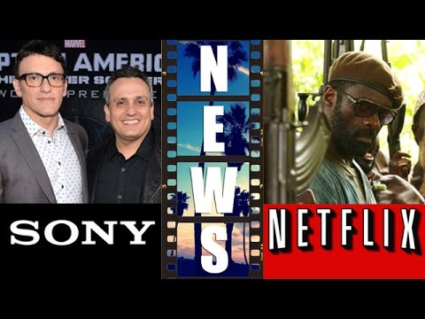 Russo Brothers to Sony…for Spider-Man 2017? Beasts of No Nation on Netflix – Beyond The Trailer