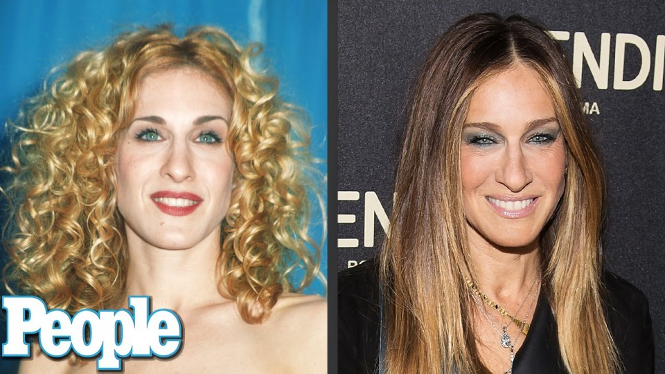 Sarah Jessica Parker's Evolution of Looks | Time Machine | PEOPLE