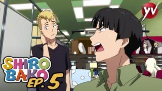 Shirobako – Ep 5 – Quelli che danno la colpa agli altri… [Sub Ita] | Yamato Video