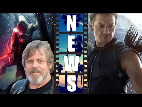 Star Wars The Force Awakens Trailer 2?! Hawkeye joins Captain America 3! – Beyond The Trailer