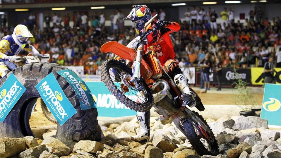 SuperEnduro Showdown in Brazil – FIM World Championship