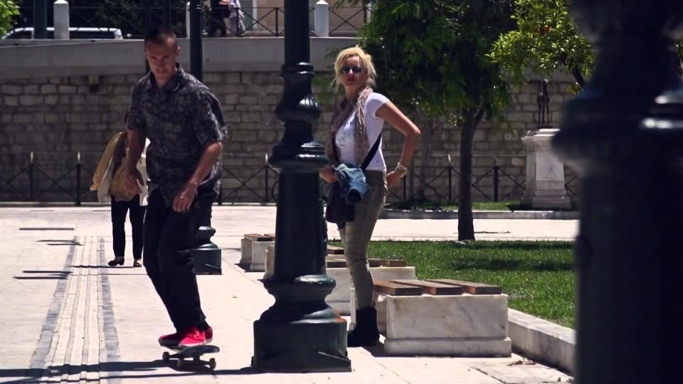 Technical Street Skating in Greece – Souvlaki Seekers