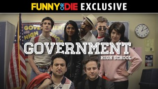 The Government Is Just Like High School