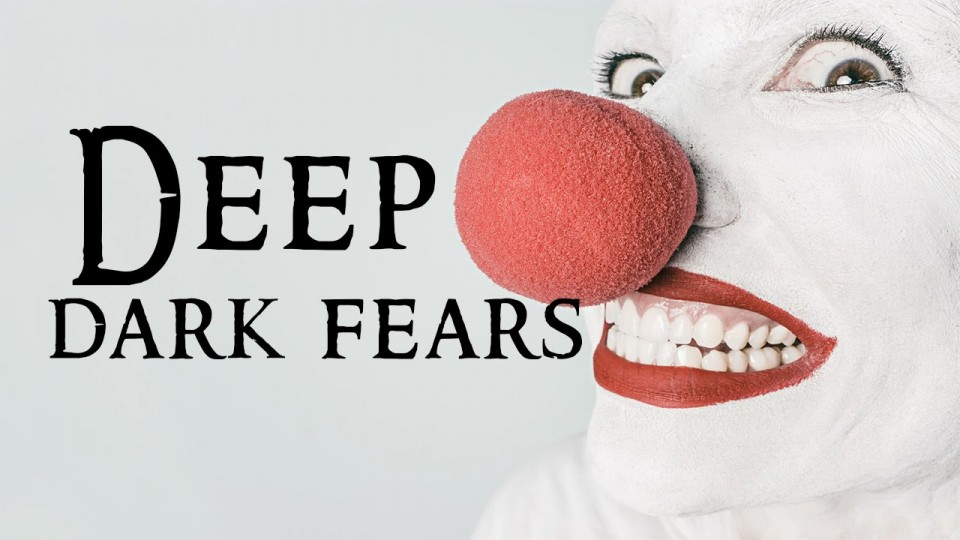 Top 4 Deep dark fears! What's your biggest fear?