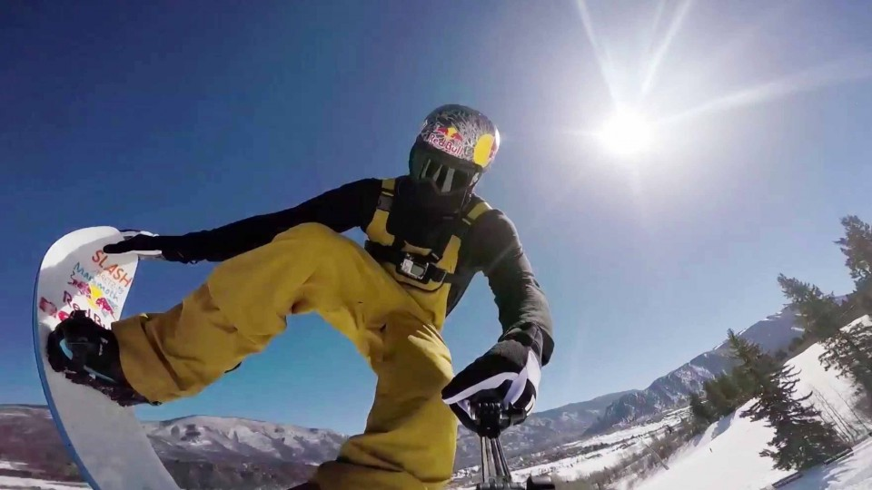 Twin Superpipe Course POV w/ Greg Bretz – Red Bull Double Pipe