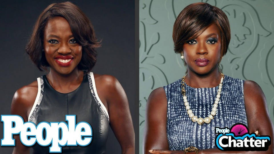 Viola Davis Had a Strange Fan Encounter in a Restroom | Chatter | PEOPLE