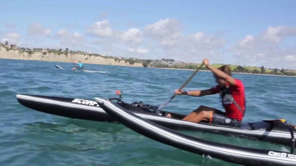 Waka Ama Outrigger Canoe Racing – The Ultimate Waterman – Day 2