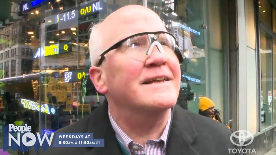 Watch This Man See New York for the First Time Through a Bionic Eye
