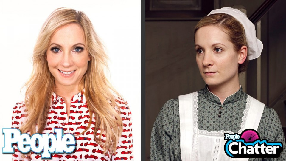 Which Downton Characters Need to Hook Up? Joanne Froggatt Weighs In | Chatter | PEOPLE